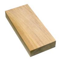 深彫り木彫板 30 朴材 表札 200×90×30mm