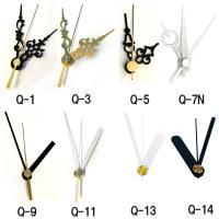 [ ゆうパケット可 ]  時計針 8種類 単品 【 時計機械 夏休み 工作 時計作り 木工 針 】
