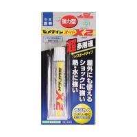 スーパーX2  クリア 超多用途・強力型 速乾 20mL 用途:金属、ナイロン・スチロール・アクリル...