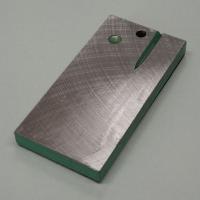 サイズ:130×65×12mm 高級工具鋼製  質量:820g   文具感覚で使えるミニサイズの板状...