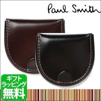 Paul Smith  CORDVAN LEATHER COIN CASE / 863509 P99...