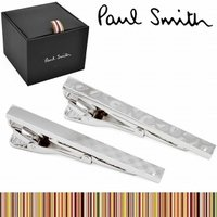 Paul Smith ポールスミス ペイズリー&ギンガムチェック タイバー  ブランド Paul S...