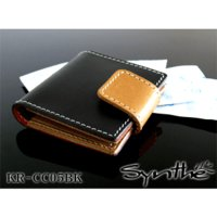 Synthe(シンセ) コンドームケース KR-CC05BK 純国産ブランド≪Synthe≫より、新...