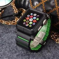 新発売Apple Watch ケース  素材:アルミ合金  アルミ合金ベルトで、フィット感が最高です...