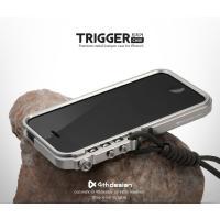 新品未使用品   強靭な保護力の高いケースは安心だけどゴツすぎるのが難。でも、この「TRIGGER」...