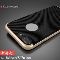 ◆:超人気耐衝撃iphone7/7plusケース  ◆:カーボン柄TPUとPCの最高組合です。  ◆...