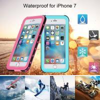 iphone7/7 plus 専用  最大2メートルに30分まで完全浸水可能で、1.2メートルからの...