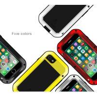 iphone7/7plus 頑丈新登場  史上最強 防塵、耐衝撃のメカニックなデザインの超かっこいい...