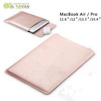 ◆:マウスパッド機能 ◆:MacBookを保護ながら、持ち歩くのも心地よい。 ◆:防水性能高品質レザ...