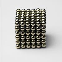 マグネットボール/立体パズル ネオジウム 磁石 5mm球 216個