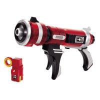 仮面ライダーフォーゼ ファイヤーステイツが使用する銃タイプの武器です。伸縮させることでサウンドが変化...
