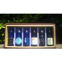 父の日のプレゼントにいかがでしょうか? 150mlの小瓶の日本酒が合計6本入ったセットになります。 ...