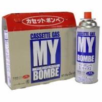 超特価!! 人気の日本製!!    ニチネン カセットコンロ用ボンベ マイボンベL 3本組です。 日...