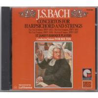 J.S.バッハ チェンバロ協奏曲第1番 ニ短調 BWV1052 チェンバロ協奏曲第4番 イ長調 BW...