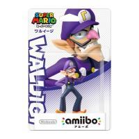 [1営業日※在庫品]【13%OFF】<【WiiUHD】amiibo ワルイージ(スーパーマリオシリー...