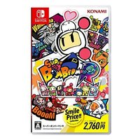[メール便OK]【新品】【NS】【BEST】SUPER BOMBERMAN R SMILE PRICE COLLECTION [Switch版][在庫品]