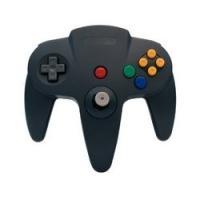 お取り寄せに[3〜6営業日前後]<【N64】N64 Cirka Controller-Black><...