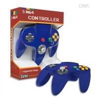 お取り寄せに[3〜6営業日前後]<【N64】N64 Cirka Controller-Blue><任...
