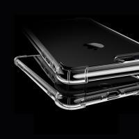 今だけ送料込み148円  iPhone7 の クリアケースを大特価でご提供いたします。  角にクッシ...