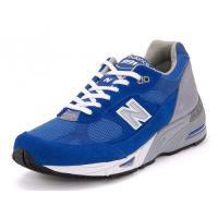『new balance(ニューバランス) M991 140991 BLW ブルー』 風格を漂わせる...