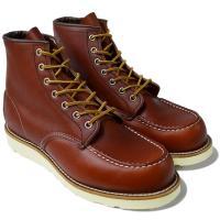 レッドウィング モックトゥ RED WING 8875 ブーツ