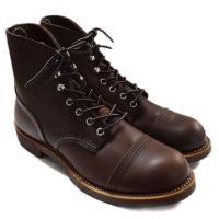 レッドウィング アイアンレンジ RED WING 8111 ブーツ