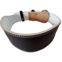 ・本牛革のウエイトリフティングベルトです。 ・腰部分にパット付き、サイズ調整は8段階出来ます。 ・腰...
