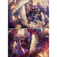 ■商品概要 同人カードゲームプレイマット 未使用 未開封品 サークル:混沌の女神様 サイズ:約38×...