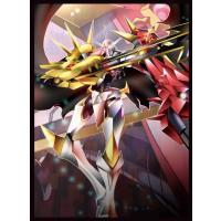 混沌の女神様 カードスリーブ ☆『オメガモン/illust:ピンコ』★ 【COMIC1☆17】