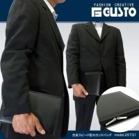 セカンドバッグ メンズ 軽量 日本製 GUSTO(ガスト) クラッチバッグ