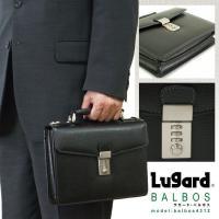 ビジネスバッグ ブリーフケース メンズ Lugard(ラガード)BALBOS(バルボス)本革