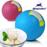 ボールの中に材料を入れてボール遊びをしながらアイスクリームが作れます。 転がしたり振ったりして約20...