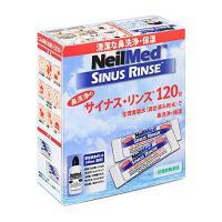 ニールメッド サイナスリンス リフィル 120包 SRR-120 痛くない 鼻うがい 調合済みサッシェ120包 防腐剤無添加 サイナス・リンスリフィル 鼻洗浄 いび
