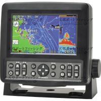 魚探 HONDEX ホンデックス 5型ワイドカラー液晶プロッター魚探 HE-601GPII ( HE-601 GP 2 )TD03 300W 200KHz アンテナ内蔵 単周波