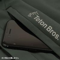 ティートンブロス-Teton Bros. ランシャツ男性用|asses|05