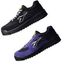 品名 ディアドラ 安全靴 FAIRYTAIL フェアリーテイル FT-422 (VLT+BLK+BL...
