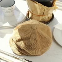 ハンチングコーデュロイコーデュロイキャップ鳥打帽ハンチング帽鳥打帽ハンチング帽ベレー帽メンズレディース
