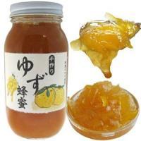 無添加 ゆず蜂蜜 940g×6本セット 徳島産無農薬ゆず