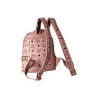 エム シー エム バックパック・リュックサック バッグ レディース Stark Side Stud Mini Backpack Soft Pink