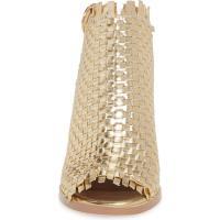 ヴェリーヴォラタイル ブーツ&レインブーツ シューズ レディース Very Volatile Starla Woven Sandal (Women) Gold