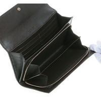 ボッテガ ヴェネタ BOTTEGA VENETA 財布 サイフ 二つ折り長財布 (ラウンドファスナー小銭入れ) 150509-2040 ダークブラウン