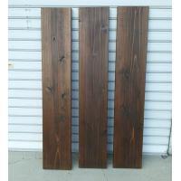 大好評、販売中の、アンティーク調の杉無垢板。 DIYに最適なように、180mm幅のちょっと小幅なサイ...