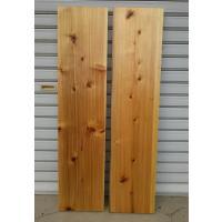 電気工事店さん必見! 仮設工事などで使用するニス板です。 杉の無垢板を使い、ウレタンニスで仕上げてい...