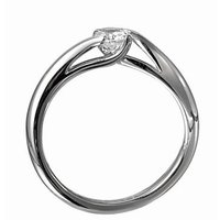 ジュエリーリフォーム、指輪リフォーム リング空枠0.26〜0.39ct(直径4.5mm前後)用S/ひねり4本爪|atelier-ti|03