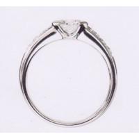 ジュエリーリフォーム 指輪 リング空枠0.55〜0.79ct(直径5.5mm前後)用L 出番の多いデザイン|atelier-ti|03
