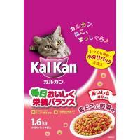 商品名:カルカンドライ まぐろと野菜味 1.6KG 内容量:1600g ブランド:カルカンドライ 原...