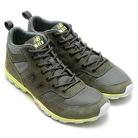 お取り寄せ商品 New Balance MNL710 BB 15FW-I  ■カラー:GREEN ■...