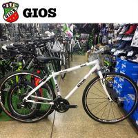 ジオス ミストラル GIOS MISTRAL クロスバイク  GIOS ミストラルは、お好みのカラー...