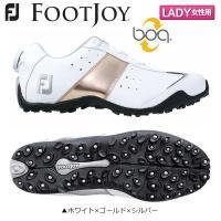 巛ソフトスパイク 巛ダイヤル式 巛25cm以上  FOOTJOY LO Pro Boa ゴルフシュー...