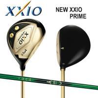 巛ショートウッド 巛軽量 巛中調子  XXIO  PRIME  SP800 メンズ(クラブ)  フェ...